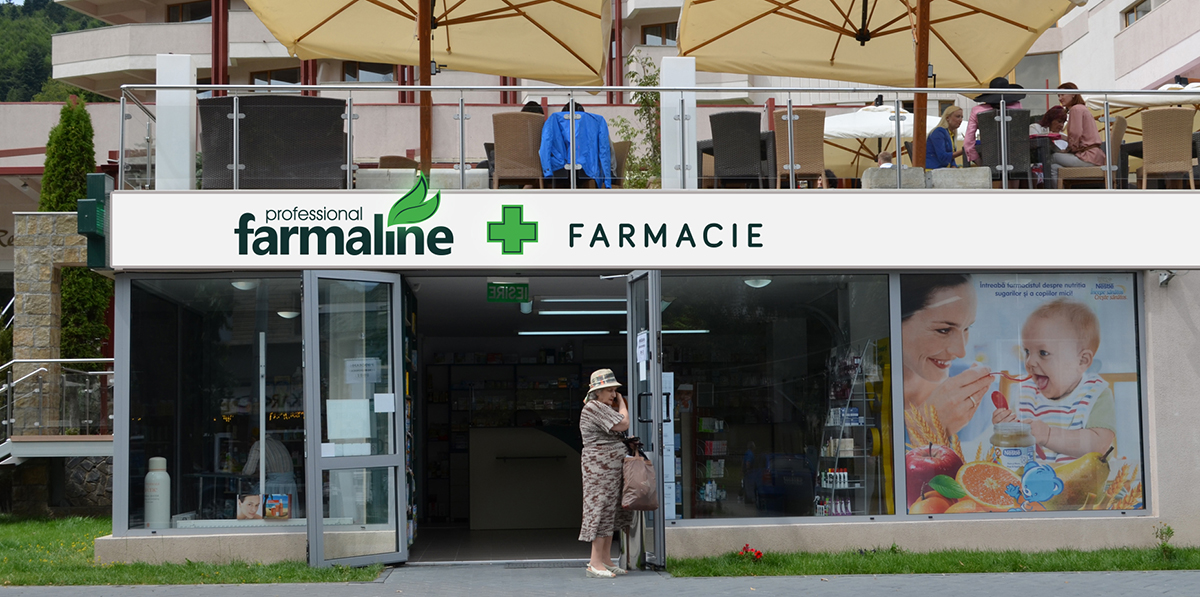 PROFESSIONAL FARMALINE