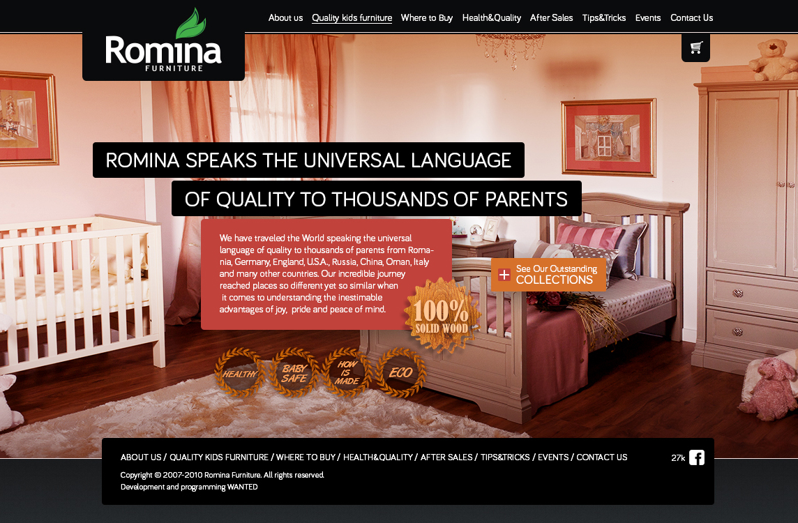 ROMINA - furniture